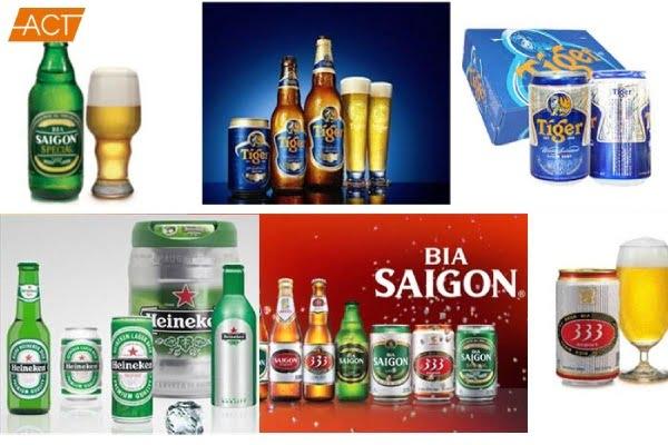 thị trường bia Việt Nam