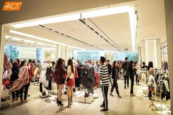 thị trường thời trang việt nam