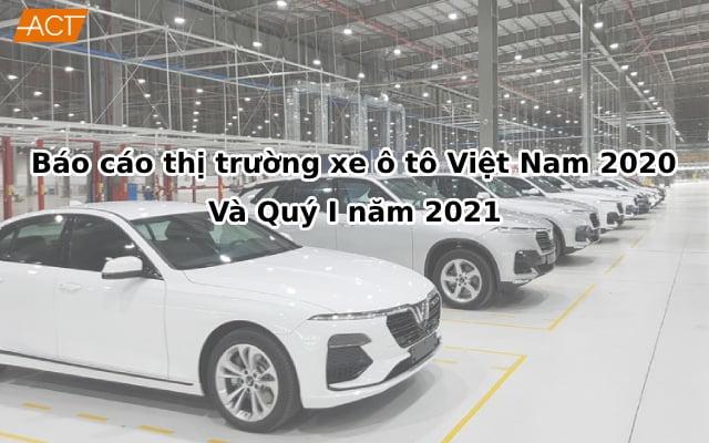 thị trường xe ô tô việt nam