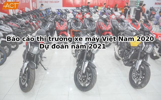 thị trường xe máy Việt Nam 2020